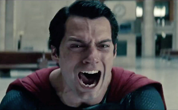 "New ""Man of Steel"" Trailer Focuses On General Zod's Destruction"