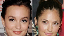 Leighton Meester Is Jeter's Girlfriend?