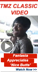 Video Lightbox: Fantasia Appreciates 'Nice Butts'