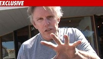 Gary Busey Allegedly Set Up in Bogus DUI Sting