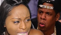 Foxy Brown -- I Never Said Jay-Z Was a 'Tranny Chaser'
