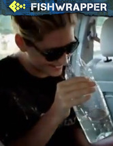 Don't Act Like You Have Anything Better to Do Than Watching Ke$ha Drink Her Own Pee