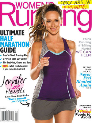 Jennifer Love Hewitt Talks Loving Her Curves & Staying in Shape!