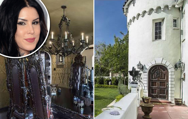 Kat Von D Selling Gothic Mansion!