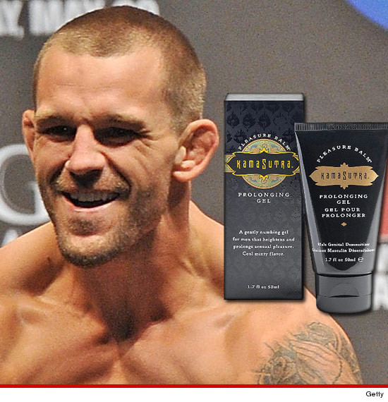 MMA Fighter Waylon Lowe Sues Kama Sutra Gel Co. — You Wrecked My Penis!