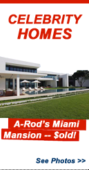Celebrity Homes: Alex Rodriguez