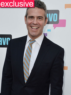 "Exclusive: Andy Cohen Weighs In On ""Real Housewives"" Drama!"