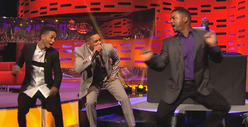 Will Smith -- Raps 'Fresh Prince' & Carlton Banks Returns!