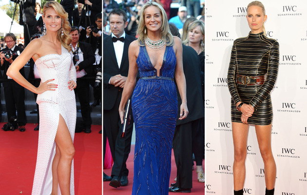 Skin Is In: See the Sexiest Cannes Dresses!