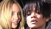 Amanda Bynes -- Rihanna-Bashing Tweets Were Fake!