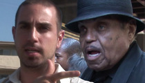 Wade Robson Demands Joe Jackson Shut His Trap ... Or Else