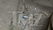 Amanda Bynes Apartment -- It Looks Like A Shattered Bong? [Photo]