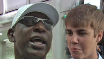 Eric Dickerson -- Justin Bieber Is Dangerous