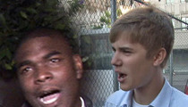 Keyshawn Johnson -- Justin Bieber Is 'Playing with Dynamite'
