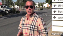 Michael Lohan Visits Lindsay -- I Couldn't Believe My Eyes