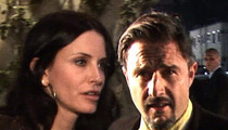 Courteney Cox & David Arquette -- We're Finally DIVORCED!!!