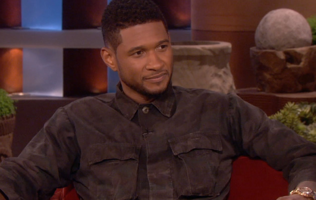 Video: Usher Defends Justin Bieber's Recent Behavior
