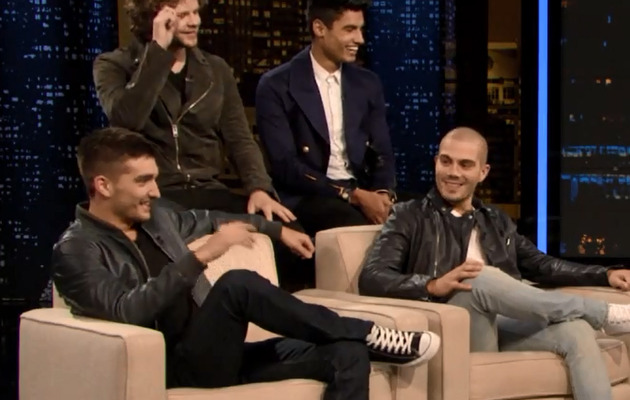 Chelsea Handler Grills The Wanted: Who Slept With Lindsay Lohan?