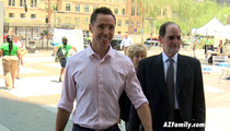 Steve Nash -- All Smiles Outside Court