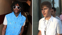 Chief Keef -- After Latest Arrest ... Just a Younger Version of Justin Bieber?