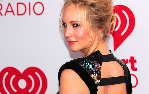 """Vampire Diaries"" Star Candice Accola Engaged -- See Her Ring!"