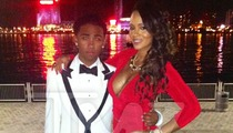 37-Year-Old Evelyn Lozada -- Takes 19-Year-Old Student to High School Prom