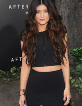 "Kylie Jenner, 15, Shows Stomach & Legs at ""After Earth"" Premiere"