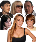 Lohan Family Values