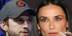 Ashton Kutcher to Demi Moore:  Keep Your Trap Shut About My Business