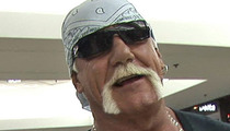 Hulk Hogan -- I Won't Miss TNA Event Over Burned Hand