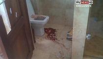 Oscar Pistorius Murder Scene -- Bloody Photos Surface