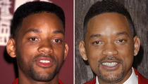 Will Smith: Good Genes or Good ... Red Blazer?