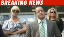 Dina & Michael Lohan -- Truce Over Child Support