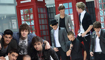 The Wanted -- We Challenge One Direction to a Boxing Match