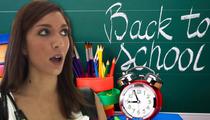 Farrah Abraham -- I'm Going Back to School!
