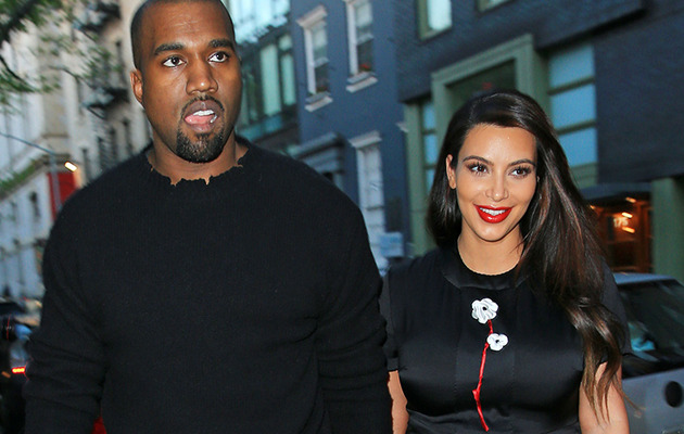 Kanye West's Super-Cute Baby Shower Present to Kim Revealed!