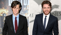Dr. Who vs Robb Stark -- Who'd You Rather?