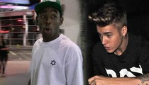 Tyler, the Creator -- I Was Driving Justin Bieber's Ferrari