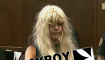 Amanda Bynes -- Playboy Offering Actress Her OWN RADIO SHOW