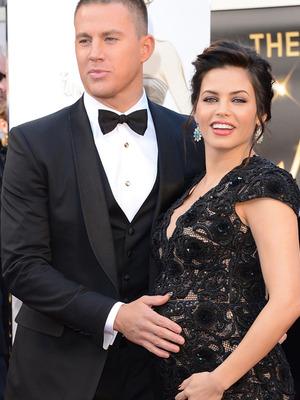 Channing Tatum, Jenna Dewan Tatum Welcome Baby Girl!