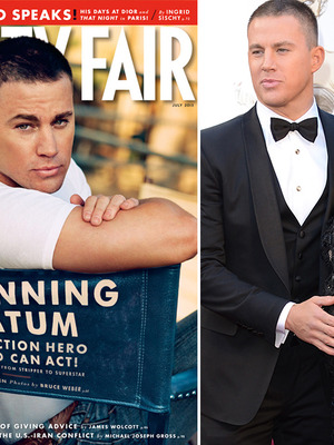 Channing Tatum Shares Parenting (and Bieber) Fears!