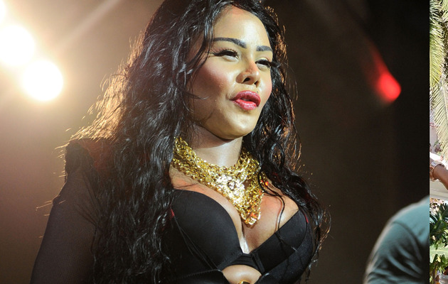 Lil' Kim Continues to Change Her Look -- See Latest Photos!
