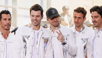 New Kids on the Block -- Canada Concert Canceled Over Border Dispute