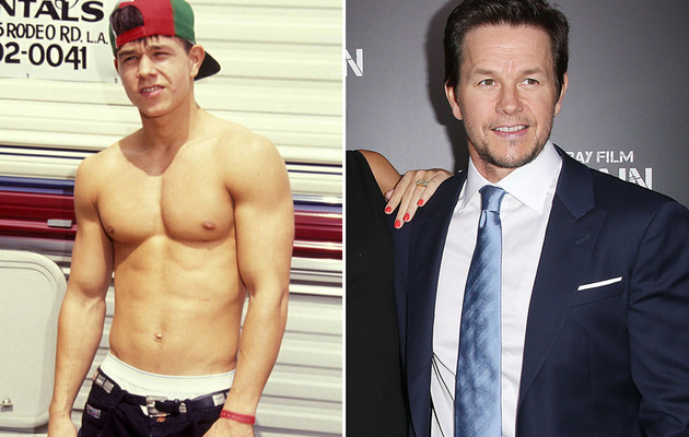 Mark Wahlberg Turns 42 -- See More '90s Musicians Then and Now!