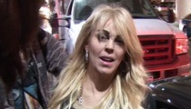 Dina Lohan -- Allegedly Ducks $4,000 Bill ... at CHARITY EVENT