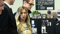 Ashley Tisdale -- VICTORY IN STALKER CASE ... Restraining Order Granted