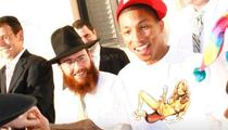 Pharrell's Big Fat Jewish Wedding!