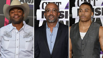 Black Guys at the Country Music Awards -- Who'd You Rather?