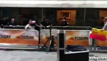 Man Slashes Wrists During Live 'Today' Show Broadcast