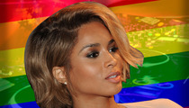 Ciara Sued By Gay Bar -- You BAILED On Our Big Gay Event